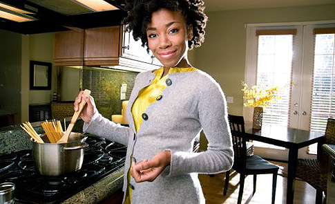 black-woman-cooking